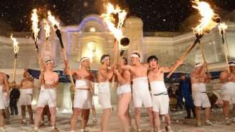 福島・郡山発着 2020年只見ふるさとの雪まつり日帰りバスツアー(夜の便)