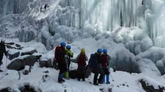【日光・那須】ダイナミックな氷の世界!雲竜渓谷アイスワールドツアー1日コース