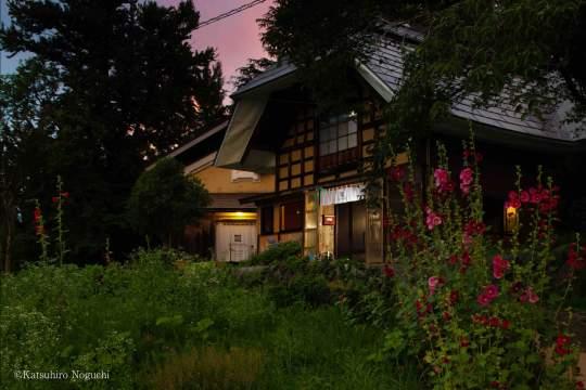 【福島・西会津】一棟貸の蔵『高陽-KAYA-』集落に暮らすように泊まる宿泊体験。