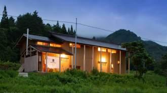 【福島・西会津】古民家『十五夜-MITSUKINO- 』集落に暮らすように泊まる宿泊体験。