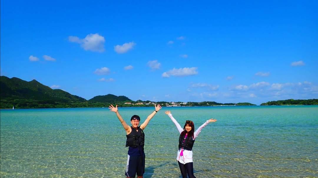 石垣島の美しい海でSUP/カヌー体験(選択可)&シュノーケリング体験!  どちらのアクティビティも経験不問!ガイドがサポートいたしますのでお気軽にご参加を!