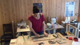 クリスチィーナ・マールの陶芸教室