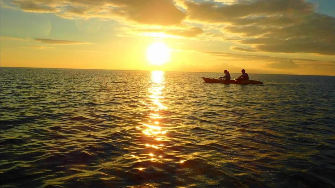 石垣島のサンセットスポットでSUPorカヌー体験!   経験不問!ガイドがサポートいたしますのでお気軽にご参加を!