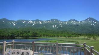 知床五湖ガイドハイキングツアー