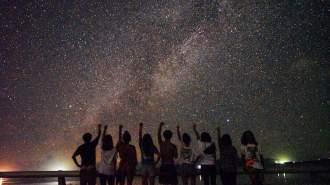 【沖縄・石垣島】【夜】天然のプラネタリウム!星空&亜熱帯「ジャングルナイトツアー」