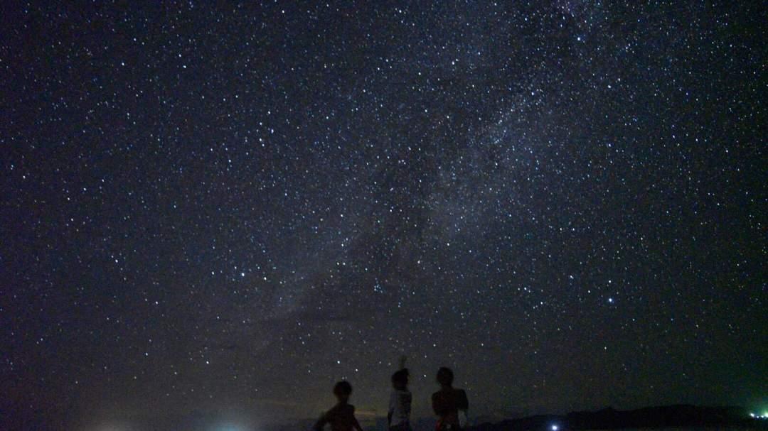 満天の星空も! 石垣島は日本初の「星空保護区」に認定された場所でもあります。天候に恵まれれば、満天の星空を見られるかも…!