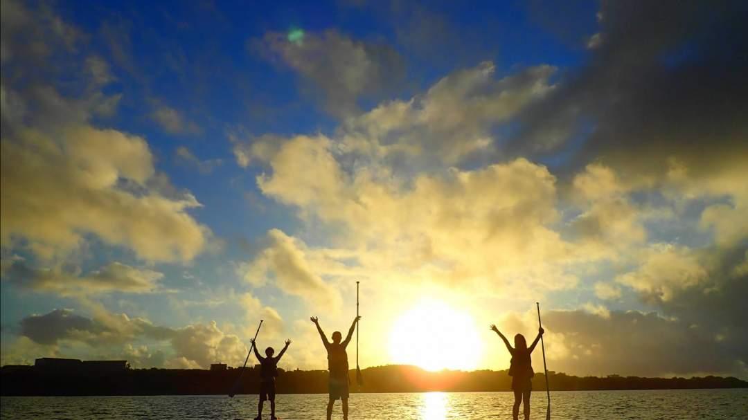 【ご旅行の最終日におススメ!】  5:00~8:00頃の早朝の時間帯(時季により変動)に開催されるツアーですので、ご旅行最終日のフライト当日でもご参加可能!石垣島を最後の最後まで遊びつくしたい方におススメ!