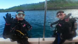 【沖縄・水納島・瀬底島】ボート体験ダイビング(1ダイブ)午後1組限定開催 写真撮影プレゼント!