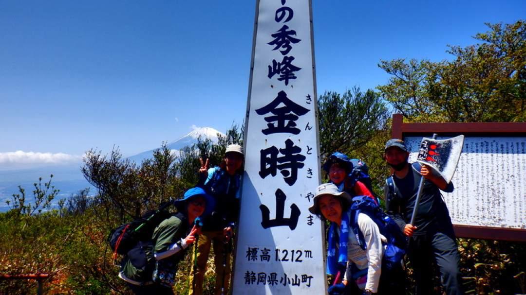 頂上付近は日陰がないので 熱中症に気をつけて 暑ければ茶屋さんに入れさせてもらいましょう