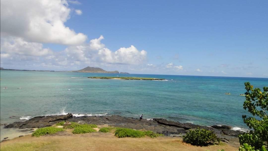 ハワイの空や、心地よい風を、想像して♡