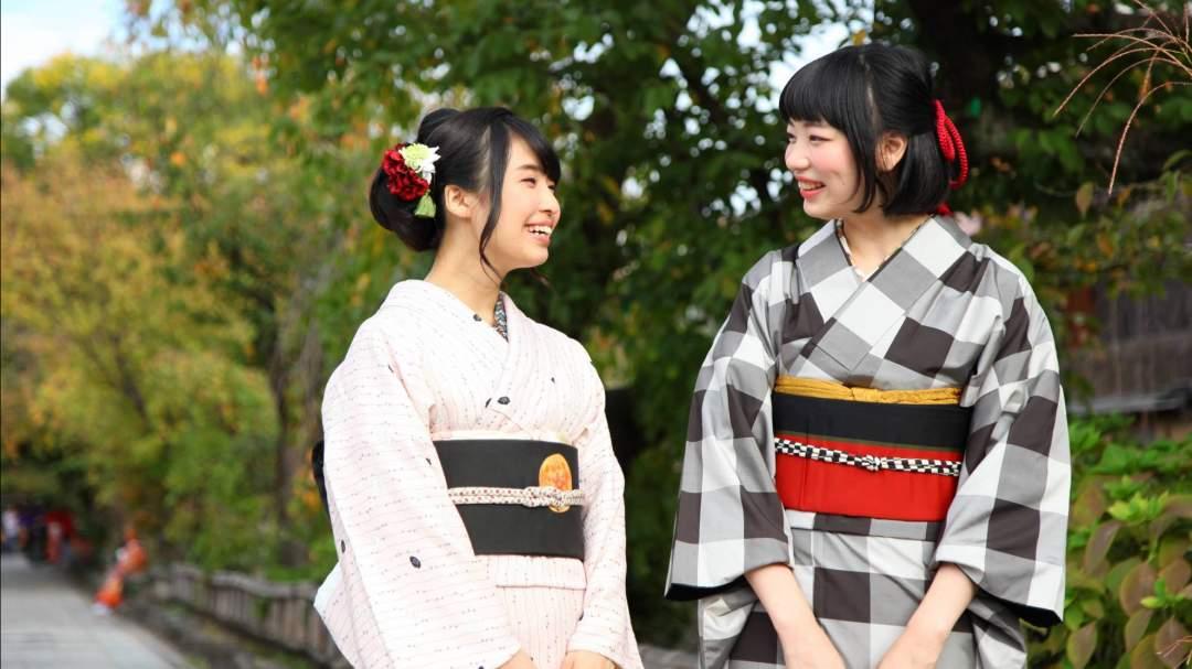 *撮影後はお着物姿で京都をご自由にお楽しみ下さい!!