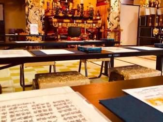 手ぶらでOK! 会津のお寺で気軽に写経体験!