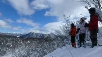 【裏磐梯 スノーシュー体験】ダッチオーブンランチ付 雪遊び半日コース!