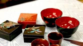 【当日持ち帰り可】蒔絵師に学ぶ、会津伝統の蒔絵体験♪