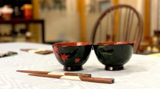 蒔絵師に学ぶ日本の伝統工芸〜【お椀・お皿】本漆を使った本格蒔絵体験♪〜