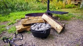 憧れのダッチオーブン料理が作れる手ぶらBBQプラン