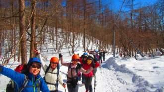 【栃木・日光】女子限定!日光が誇る氷の神殿★雲竜渓谷トレッキングへ!